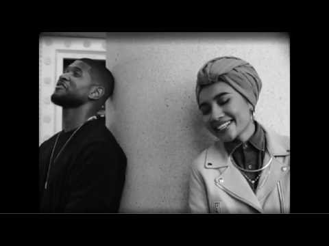 Yuna feat  Usher - Crush Type Beat