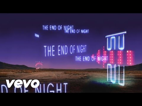 Dido - End of Night (Official Lyric Video)