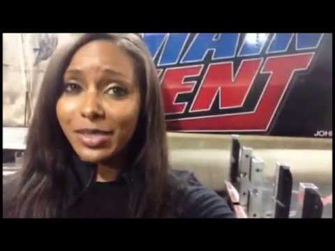 Brandi Rhodes Aka Nxt's Eden Partakes In A Week Long Wwe Travel Schedule - Video Blog: April 16 2014 video