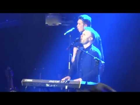 Take That - Let In The Sun - 28-4-15 Glasgow HD