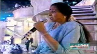 download lagu Jaane Jaan - Asha Bhosle & Babul Supriyo Live gratis
