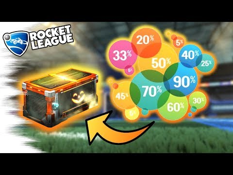Rocket League Halloween Crate ODDS REVEALED! - Is it a BAD Crate? (Trading/Crate Opening Tips)