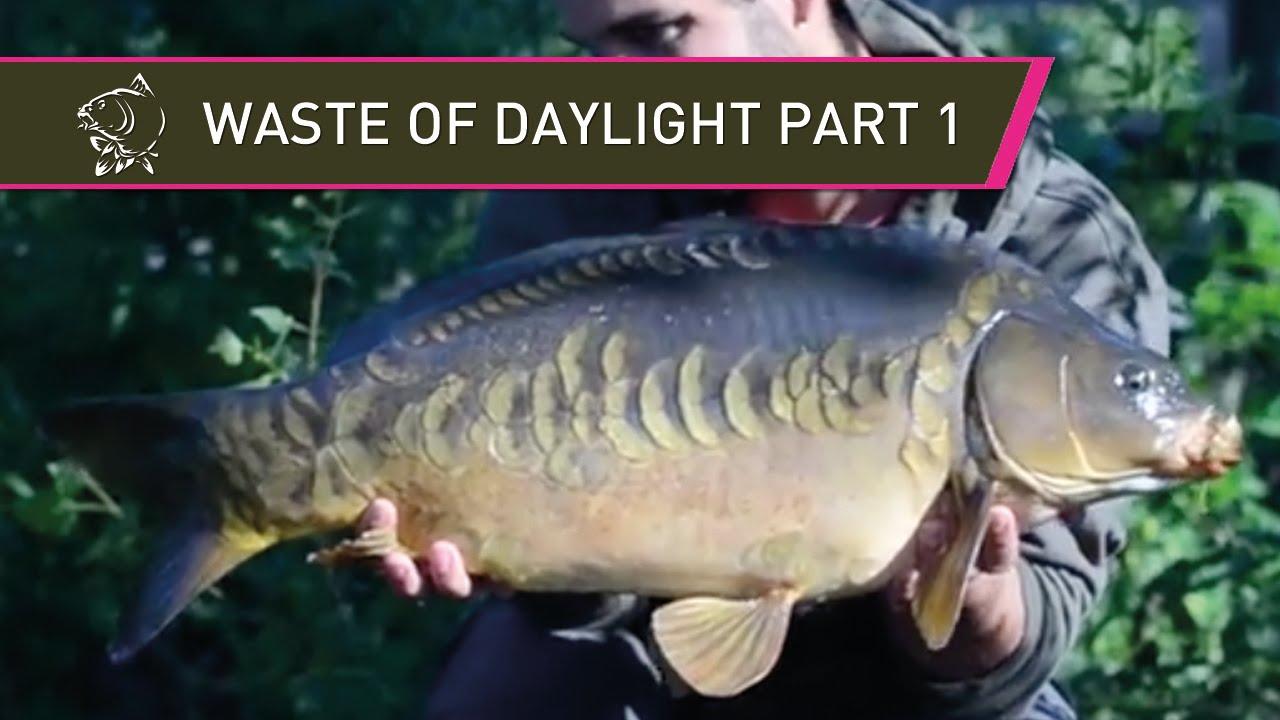 Waste Of Daylight Part 1   Carp Fishing   Nash Tackle