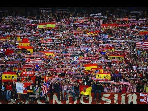 Atletico Madrid  - Bayer Leverkusen CHAMPIONS LEAGUE 17/03/2015