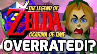 Ocarina of Time Overrated !? - Zelda on Nintendo 64 in 2018
