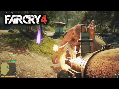 far cry 4 how to change weapons xbox