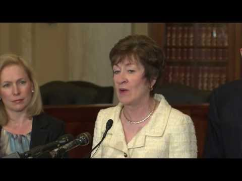 Senator Susan Collins Leads Effort to Reform Military Justice System to Address Sexual Assaults