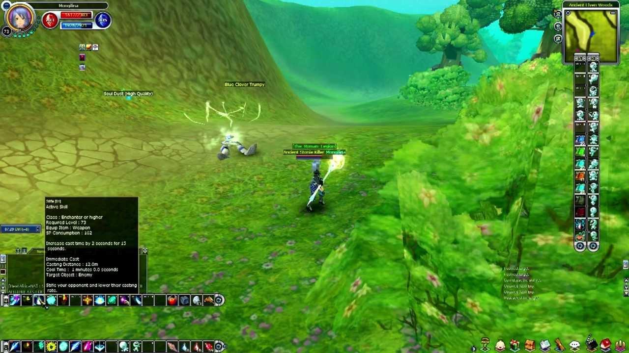 fiesta online gameplay