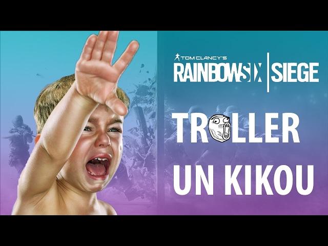 R6S Le jeu des kikous du monde !!