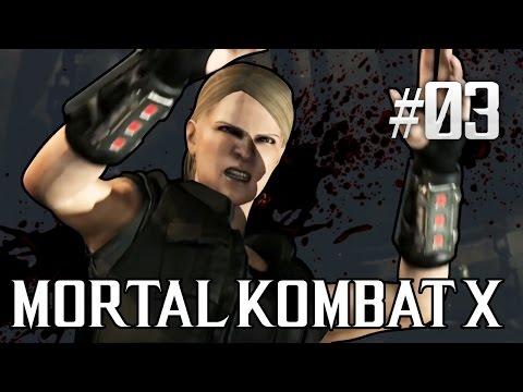 Mortal Kombat Campaña Audio Latino Pt 3 (Sonya Violenta)