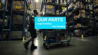 Atlas Copco Parts & Service: Anytime and Anywhere