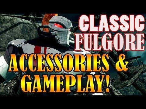 Killer Instinct - CLASSIC FULGORE - Accessories & Gameplay (Xbox one)
