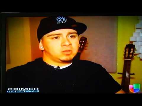 Mr Pelon 503 En Univision Primer Impacto video