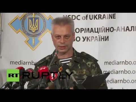 Ukraine: Lysenko says