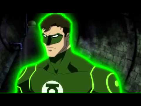 Batman Mindrapes Green Lantern (Hal Jordan)