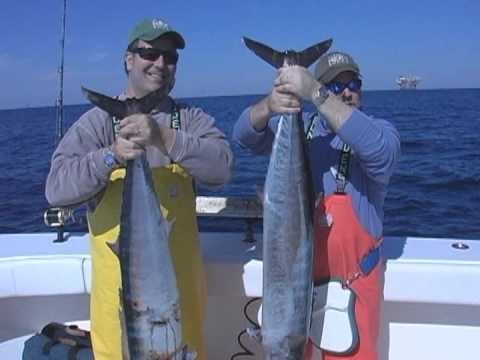Venice Charter Fishing on Castin' Cajun