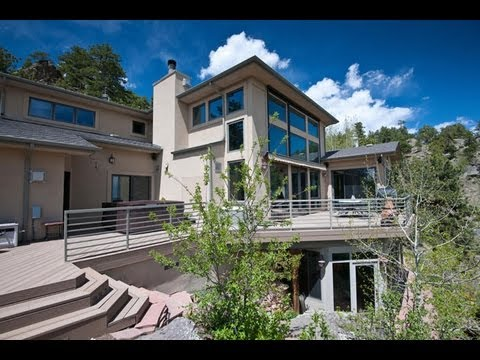 for sale luxury home golden colorado 27638 misty road