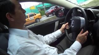 Mazda 3 all new prueba de ruta
