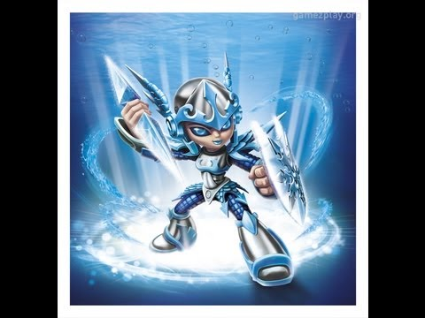 Skylanders Giants Official Chill character HD Vignette - PS3 X360 Wii