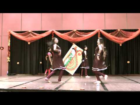 Jhumurr Dance Group - Mehndi Medley Dance