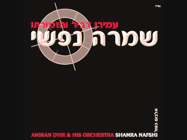 עמירן דביר והלהקה | לראות את הכאב | Amiran Dvir & Band