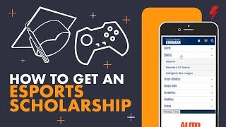 How to get an esports scholarship - tips, schools, and mistakes