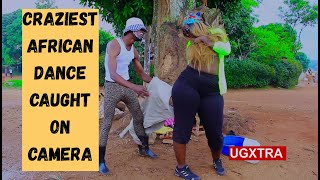 CRAZIEST AFRICAN DANCE  COAX & JUNIOR USHER  Latest African Comedy 2019 HD