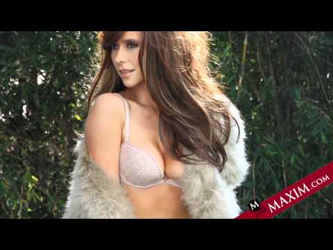 Jennifer Love Hewitt's April 2012 Maxim Cover Shoot