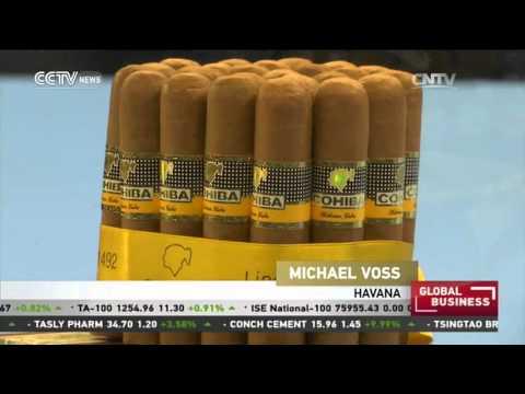 Luxury Economy: Havana Cigar Festival heats up Cuba's economy