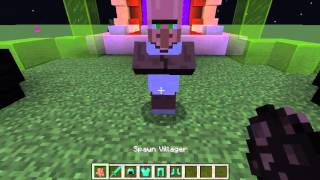 How To Give A Villager Armor - How to blow up a custom NPC