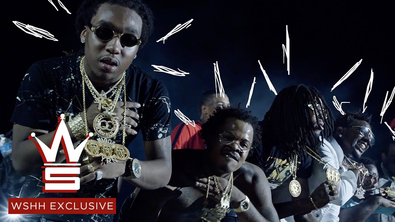 Sauce Walka, Sosamann & Migos - On Top