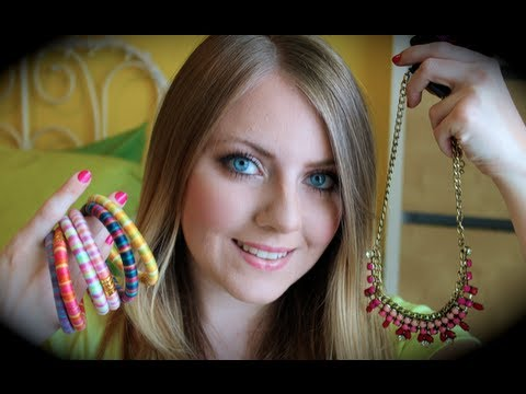 Spring Jewelry Haul and $100 Jewelry GIVEAWAY!