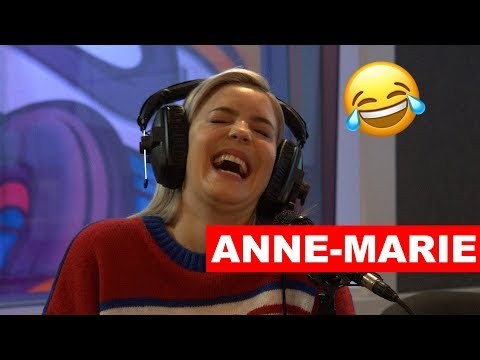 Download Can Anne-Marie Guess these Famous Laughs!? Mp4 baru