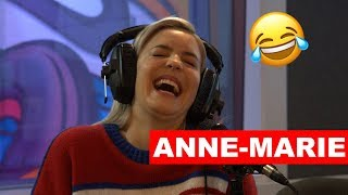 Can Anne-Marie Guess these Famous Laughs!?