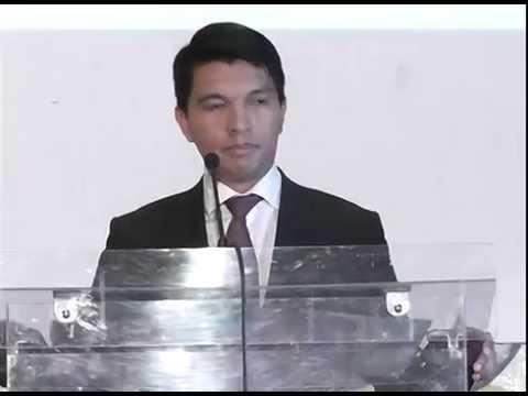 Andry Rajoelina - carlton 15 jan 15