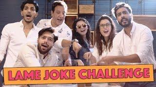 Lame Joke Challenge ft. Fahad Mustafa, Hania Aamir from Na Maloom Afraad 2 | MangoBaaz