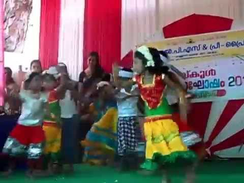 Kera Nirakaladum Malayalam Folk Dance video