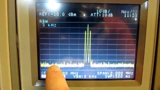 #119: Basics of Resolution Bandwidth and Video Bandwidth in a Spectrum Analyzer (RBW VBW)