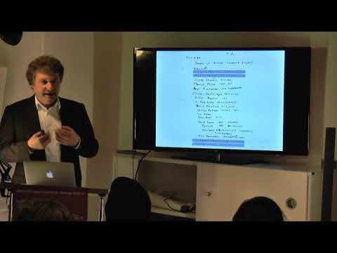// MECS/CDC Lecture // Rudolf Seising // Anfänge von Digitalisierung und Algorithmisierung