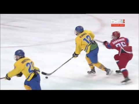 Apr 23, 2017 U18 WJC: Bronze Game. Russia 3-0 Sweden
