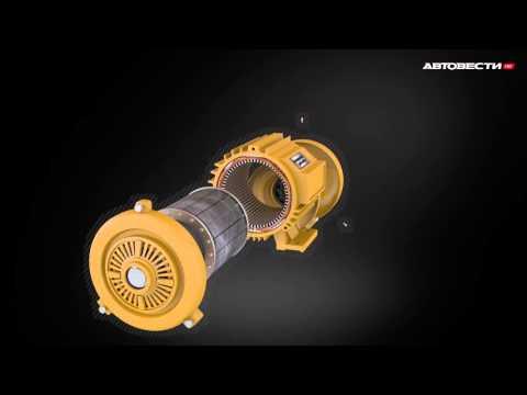 Электромоторы для транспорта будущего // АвтоВести 230