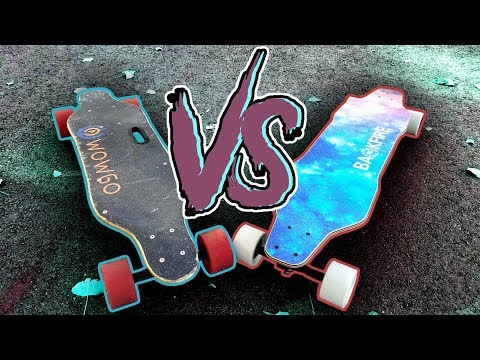 BACKFIRE V2 VS WOWGO