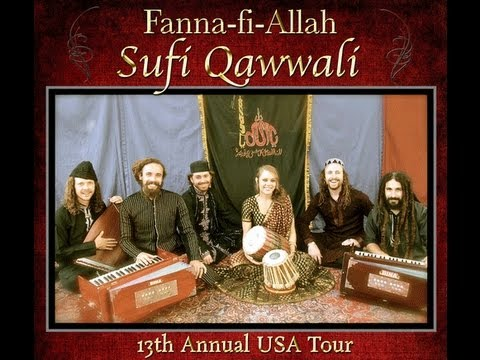 FANNA-FI-ALLAH - Sufi Qawwali music from Pakistan - Streaming...