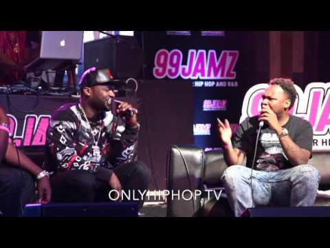 50 Cent speaks on Empire, Taraji Henson, The Game, Donald Trump & More