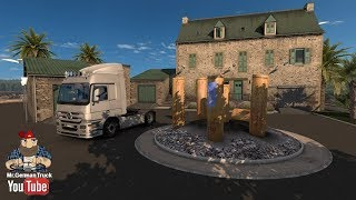 [ETS2 v1.27] Home Sweet Luxury Home on Nantes