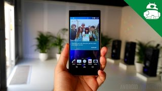 Sony Xperia Z5 Premium First Look!
