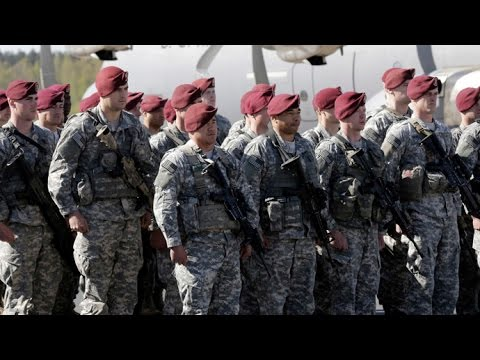 At least 4,000 troops: NATO approves new E. Europe-based spearhead force | BREAKING NEWS