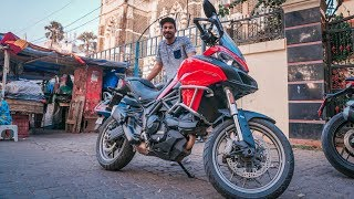 DUCATI MULTISTRADA OVER TRIUMPH TIGER ?