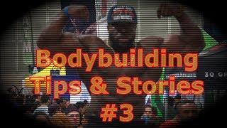 Kali Muscle Bodybuilding Tips & Stories #3