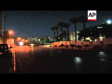 Residence of Libyan prime minister from where he was kidnapped by gunmen